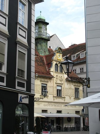 Photo of Monument / Landmark Glockenspiel Graz at Glockenspielplatz, Graz, Austria