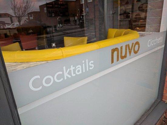 Poulton Le Fylde, UK: Cocktails at Nuvo