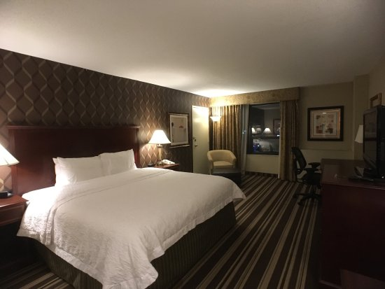Hampton Inn Boston-Natick: room 725
