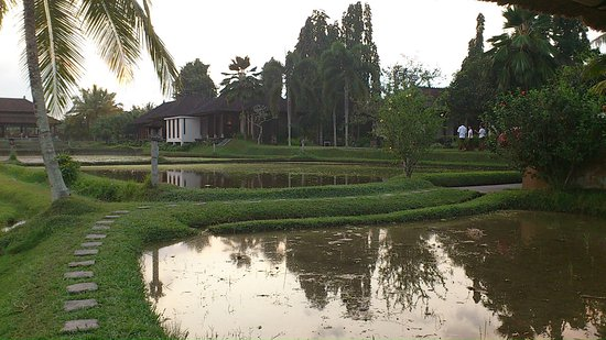 The Chedi Club Tanah Gajah, Ubud, Bali – a GHM hotel: Balinese sfeer