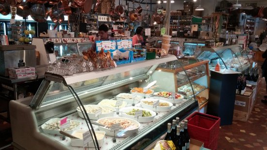 Gourmet Shop Cafe, Columbia, SC, Feb 2017