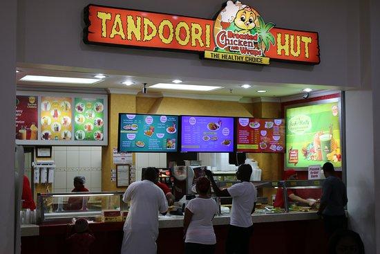 Trincity, Trinidad: Tandoori Hut