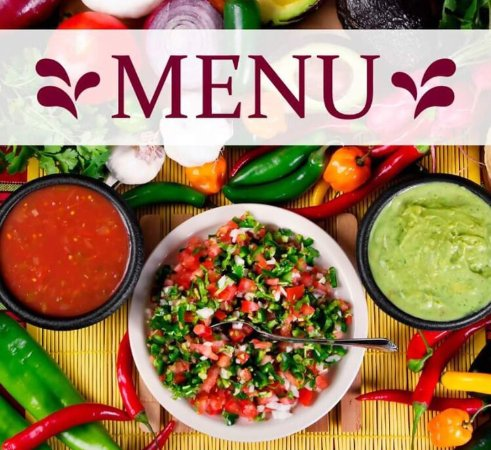 McFarland, WI: Menu for Palenque Mexican Restaurant