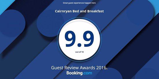 Cairnryan, UK: Guest Review Award Booking.com