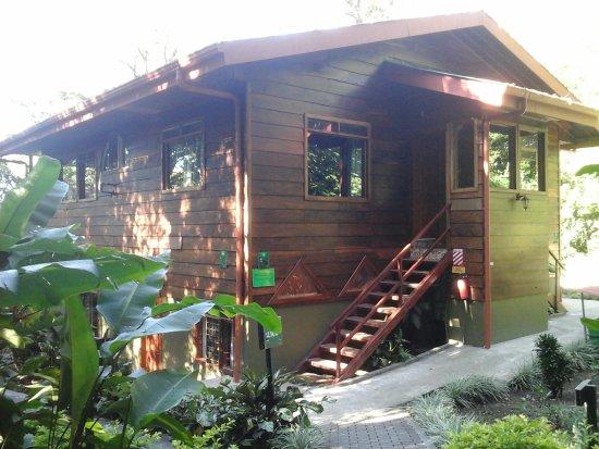 Cala Lodge: Eingang zur Wohnung