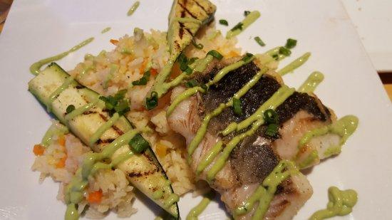 Trillium Cafe: Seabass