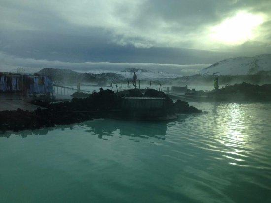 Blue Lagoon: The lagoon