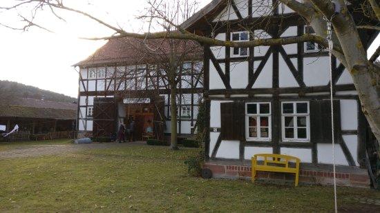 Кирххайм, Германия: Café und Museum Scheune an der Aula