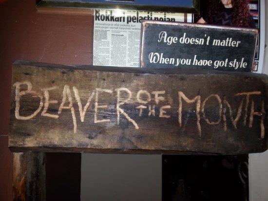 Beaver Bar