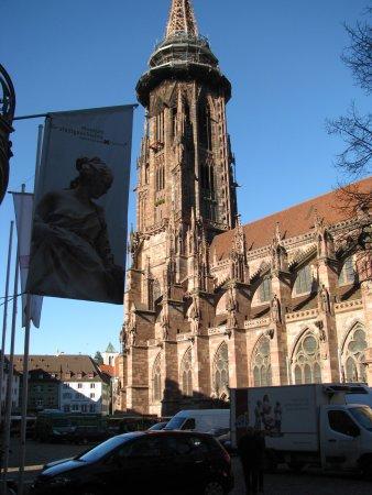 Freiburger Münster: Katedra