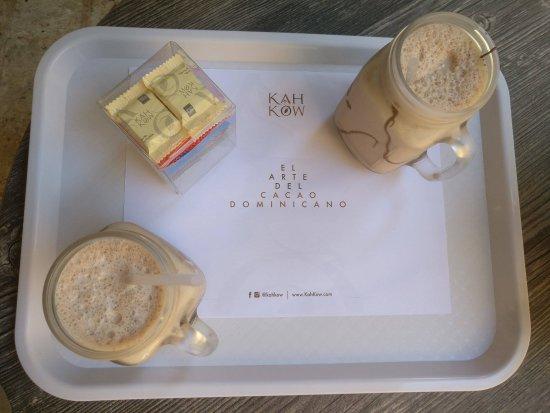 Kah Kow Experience: Heerlijke chocomelk