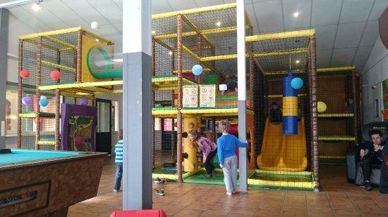 Ferienresort Cochem: Indoor Spielbereich
