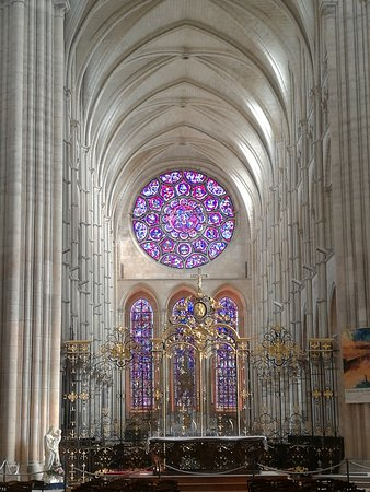 Laon, France : Choeur