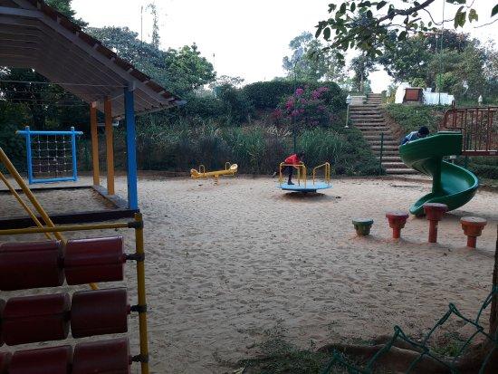 Club Mahindra Madikeri, Coorg: Outdoor play area