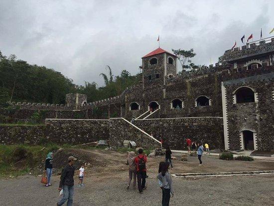Sleman, Indonesia: Kastil