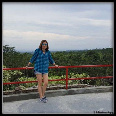 Sleman, Indonesia: Keren view nya