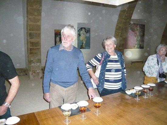 Florio: Wine tasting session