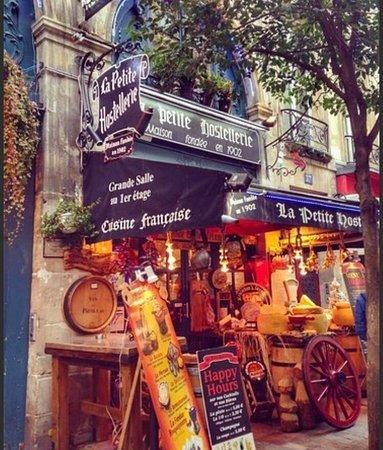 Parigi a piccoli morsi
