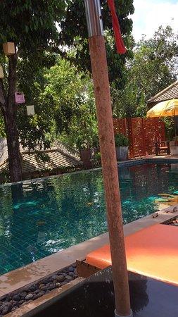 Baan Kao Hua Jook Villas & Apartments: Piscine sympathique déjeuner impeccable très bon rapport qualité prix