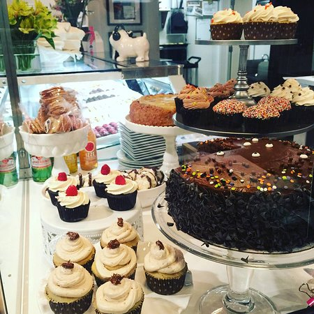 Hanover, Nueva Hampshire: cupcakes and cakes