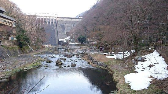 Yubara Onsen: 湯原温泉 砂湯
