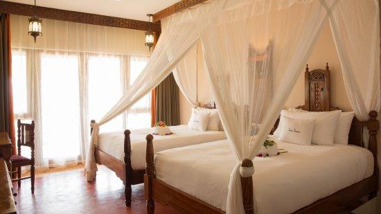 DoubleTree by Hilton Resort Zanzibar - Nungwi: Pool View Twin Room