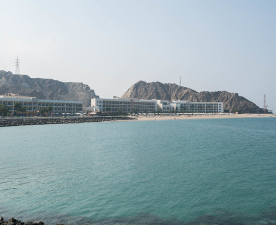 The Radisson Blu Resort Fujairah