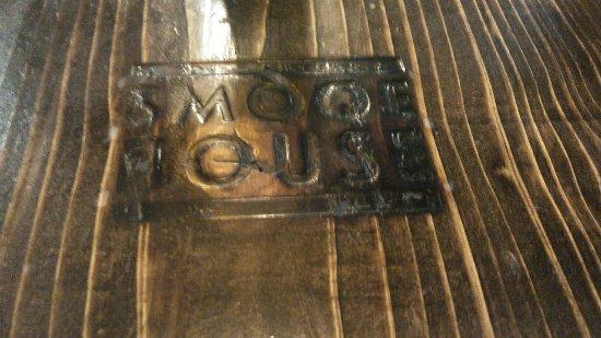 Faribault, MN: Table Stamp.