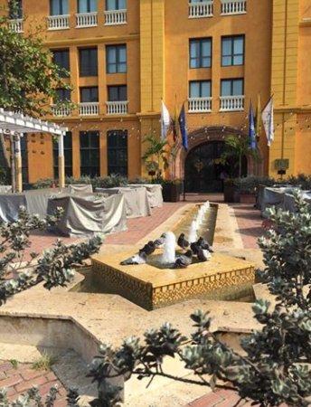Charleston Cartagena Hotel Santa Teresa: Hermoso!