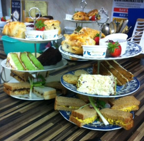 Gosport, UK: Delicious High Teas