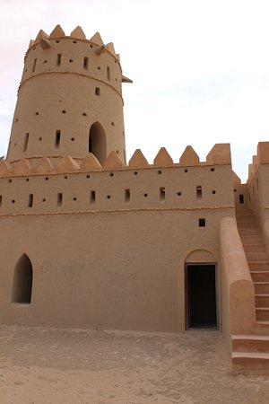 Liwa Oasis, Emiratos Árabes Unidos: Qutuf Fort
