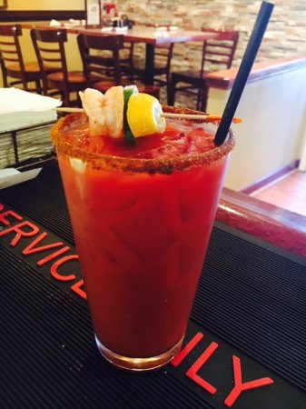 Warrenton, VA: Chesapeake Bloody Mary