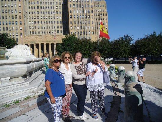 Buffalo City Hall: Viaje del Club de Leones de España