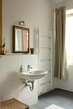 Soest, Tyskland: Badezimmer