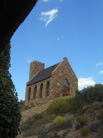 McGregor, South Africa: Chapel