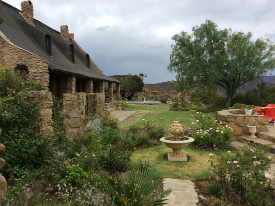 McGregor, South Africa: Smaller rooms available