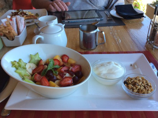 McGregor, South Africa: Breakfast