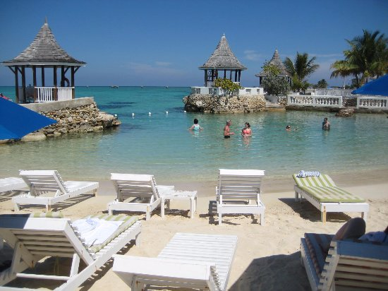 View From Our Room Picture Of Seagarden Beach Resort Montego Bay