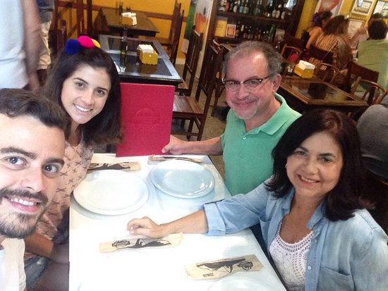 Photo of Brazilian Restaurant Aconchego Carioca at Rua Barao De Iguatemi, 379, Rio de Janeiro, Brazil