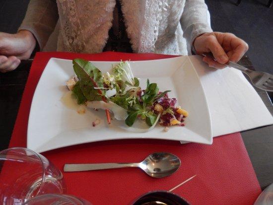 Cadenet, France : salade