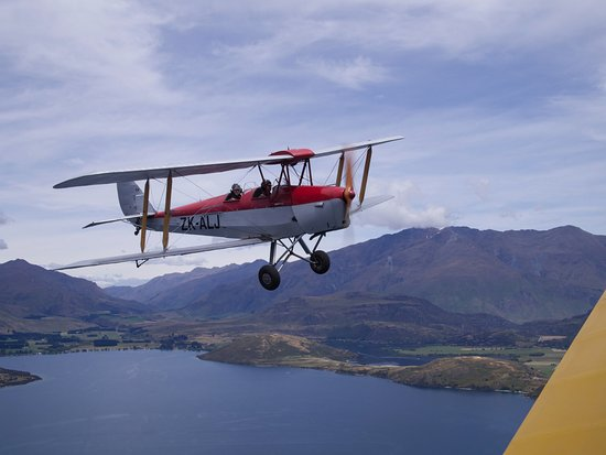 Classic Flights: Wonderful wings over Wanaka
