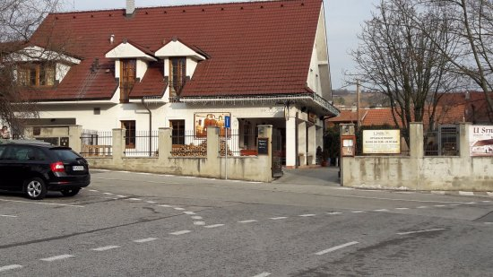 Devin, Σλοβακία: Vstup do penzionu