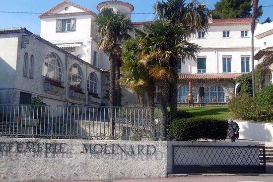 Parfumerie Molinard: Extérieur