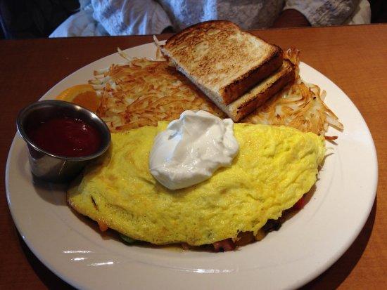Snohomish, WA: Denver omelette