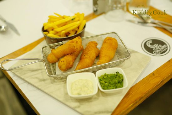 Cafe Culture: The best Fish & Chips in town