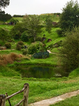 Cambridge, New Zealand: Hobbiton
