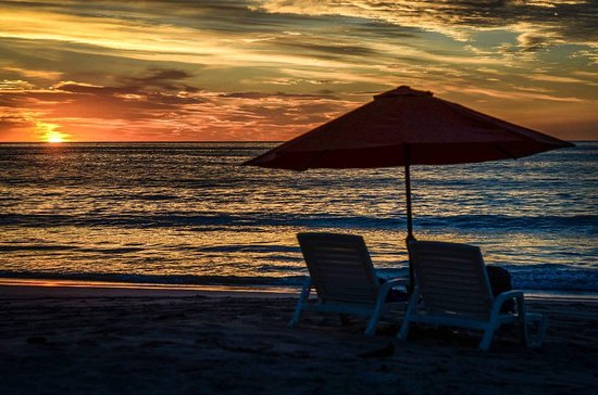 Playa Flamingo, Costa Rica: Costa Rica Beach Umbrella Rentals is dedicated to take care of the people that comes to Flamingo