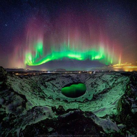 Hafnarfjordur, Iceland: Siggi took this one. :)