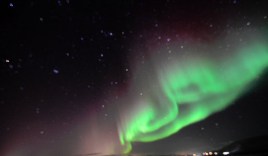 Hafnarfjordur, Iceland: Incredible, and these were only a 3 on a scale to 9