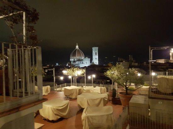 Grand Hotel Baglioni Firenze Panorama Dalla Terrazza